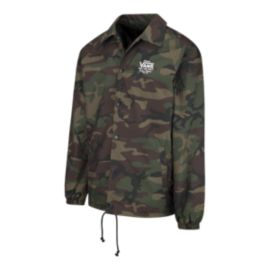 Vans Men's Torrey Camo Jacket