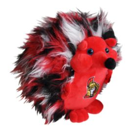 Ottawa Senators Fluffy Hedgehog