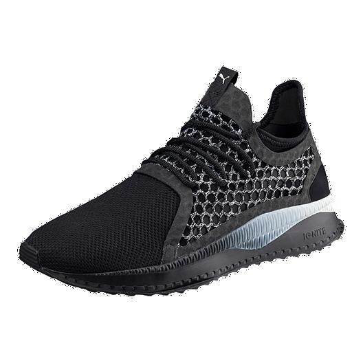 721db5a3cd2ce0 PUMA Men s Tsugi Netfit V2 Shoes - Black White