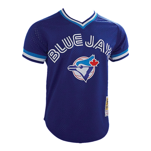 new concept a81e1 c8cc2 Toronto Blue Jays Mitchell and Ness Replica Carter Jersey