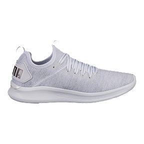 b890894968 PUMA Women s Ignite Flash evoKNIT EP Shoes - White