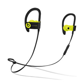 Powerbeats3 Wireless Earphones – Shock Yellow