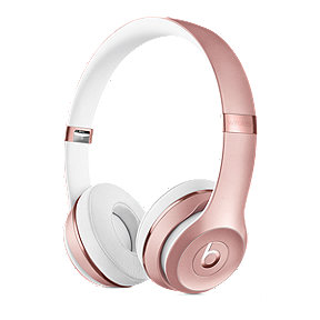 Beats Solo3 Wireless Headphones – Rose Gold