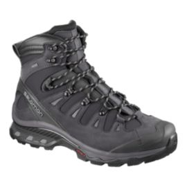 Salomon Men's Quest 4D 3 Gore-Tex Hiking Boots - Phantom/Black/Shade