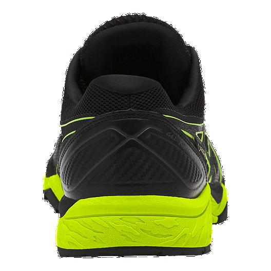 Asics GEL FujiTrabuco 6 GTX Men's Trail Shoes Black