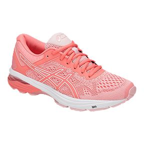 acb64c9c383 ASICS Women s GT 1000 6 Running Shoes - Pink White