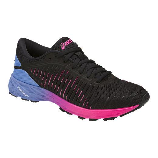 ASICS Noir DynaFlyte 2 Chaussures de Rose course pour femmes pour Noir/ Rose/ Violet | 30ad3b5 - ringtonewebsite.info