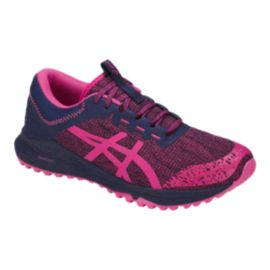 ASICS Women's Alpine XT Trail Running Shoes - Purple/Blue