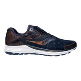 Saucony Women's Everun Ride 10 Running Shoes - Navy/Denim/Copper