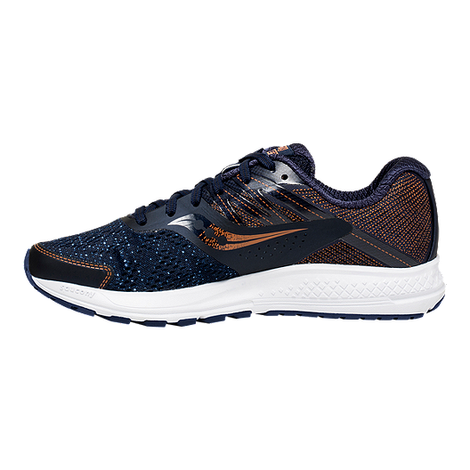 cb23dffb Saucony Women's Everun Ride 10 Running Shoes - Navy/Denim/Copper