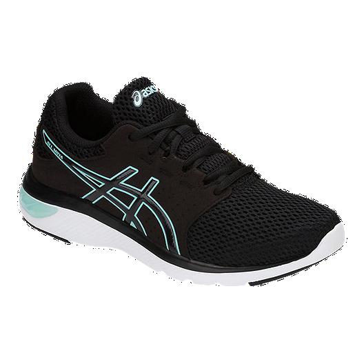 ea2af2744d ASICS Women's Gel Moya Shoes - Black/Blue
