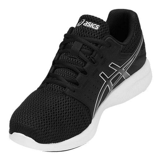 Aproximación Estrictamente Ballena barba  ASICS Men's Gel Moya Shoes - Black/Silver | Sport Chek
