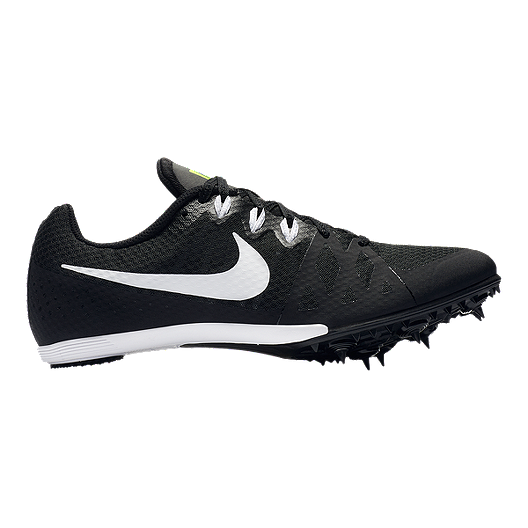 c264072cfaaad Nike Men s Zoom Rival M 8 Track   Field Running Shoes - Black White Volt