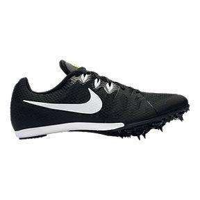 Nike Men s Zoom Rival M 8 Track   Field Running Shoes - Black White  ae443ae15