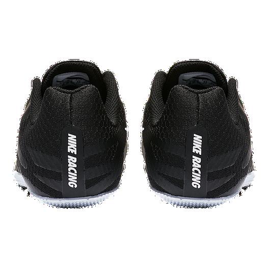 2606fc3df2565 Nike Men s Zoom Rival S 9 Track   Field Running Shoes - Black White Volt.  (0). View Description