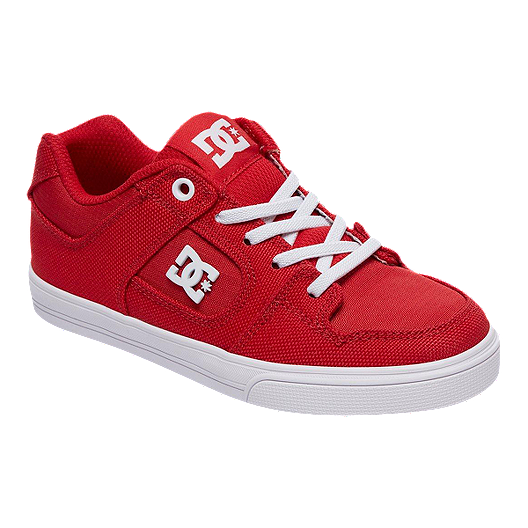 9321ea9381 Skateboard Garçon DC Kids Pure Elastic TX Sneaker