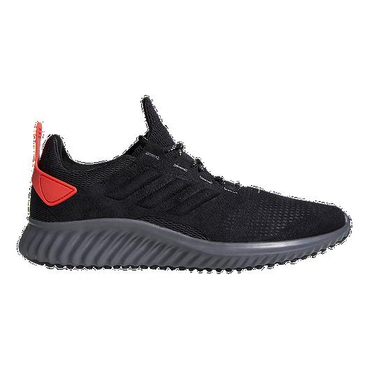 huge discount 3261f 4f8f1 adidas Men s AlphaBounce Beyond CS Running Shoes - Black Red   Sport Chek