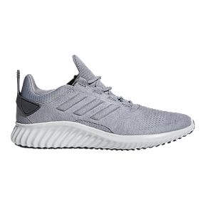 7c58ab7cc59a adidas Men s AlphaBounce Beyond CS Running Shoes - Grey Black