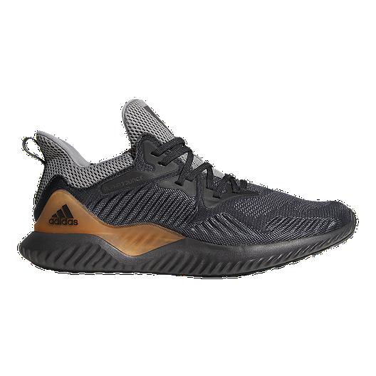 214334a54 adidas Men s AlphaBounce Beyond Running Shoes - Grey