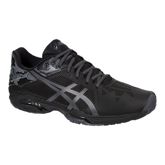 chaussures homme asics gel solution speed 3 l.e camo