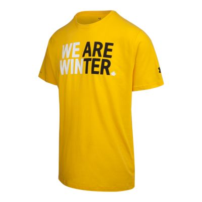 Under Armour Men's Team Canada Performance We Are Winter T Shirt
