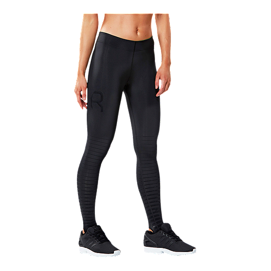 2a4768d6e6543f 2XU Women's Power Recovery Compression Tights | Sport Chek