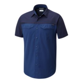 Columbia Men's Silver Ridge Blocked Shirt
