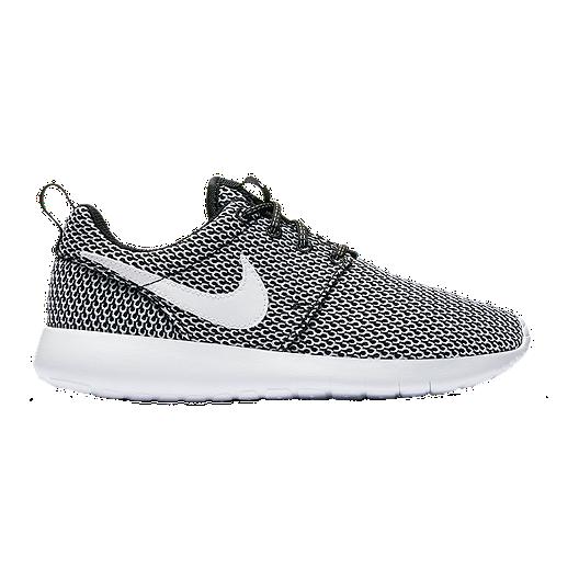 cd59a879806ed Nike Kids  Roshe One Grade School Shoes - Black White