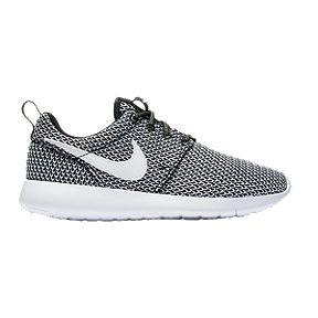 Nike Kids' Roshe One Grade School Shoes - Black/White