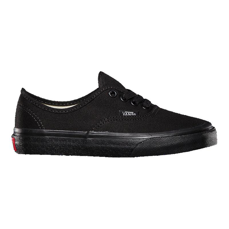 760eebc97e Vans Kids  Authentic Shoes - Black