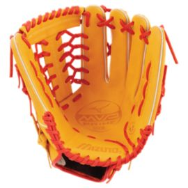 "Mizuno MVP Prime Special Edition 12.75"" Baseball Glove - Cork/Red"
