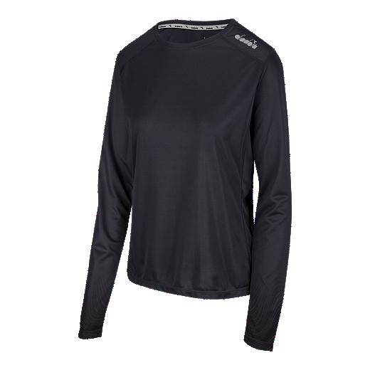 8e05a79168 Diadora Women's Long Sleeve Running Shirt   Sport Chek