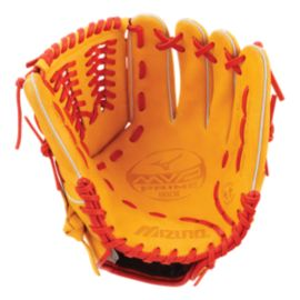"Mizuno MVP Prime Special Edition 11.75"" Baseball Glove - Cork/Red"