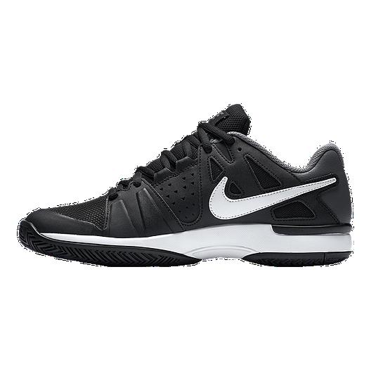 46669248b195 Nike Men's Air Vapor Advantage Tennis Shoes - Black/White | Sport Chek