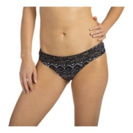 Ripzone Women's Cusco Patterned Taryn Bikini Bottom