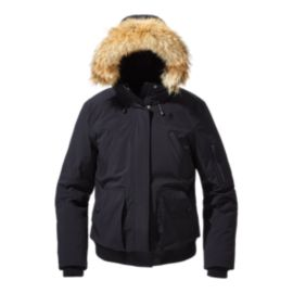 Woods Women's Moraine Down Bomber Jacket