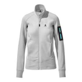 Woods Women's Lorette Midlayer Full Zip Jacket