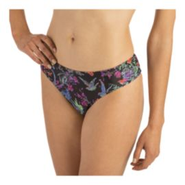 Ripzone Women's Tropical Birds Tessa Bikini Bottom