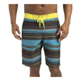 Ripzone Men's Adrian 21 Inch Striped Swim Short