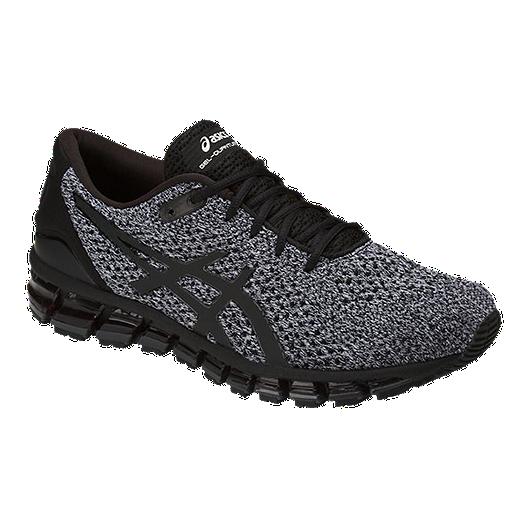 big sale 7c532 a94e2 ASICS Men's Gel Quantum 360 Knit 2 Running Shoes - Black ...