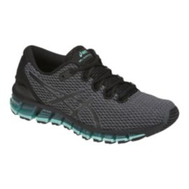 ASICS Women's Gel Quantum 360 Shift MX Running Shoes - Grey/Black/Blue