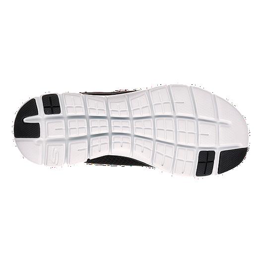 19ee08b3bbc2 Skechers Women s Flex Appeal 2.0 Newsmaker Shoes - Black