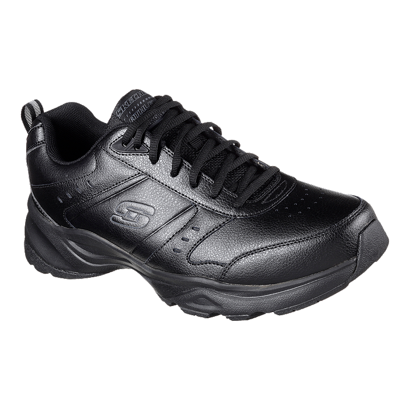 Skechers Men S Haniger Shoes Black Sport Chek