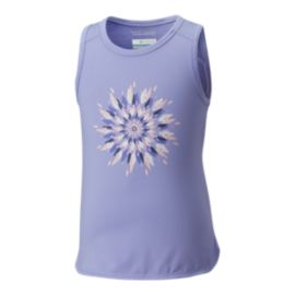 Columbia Girls' Outdoor Elements UPF 50 Tank