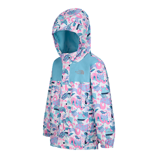 27b1f9ff7182 The North Face Toddler Girls  Tailout Rain Jacket