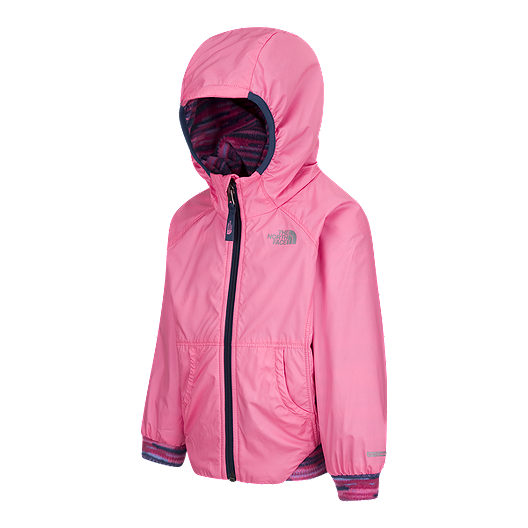 abe9780d0 The North Face Toddler Girls' Reversible Breezeway Wind Jacket ...