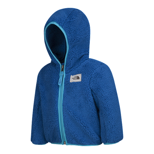 e948653fc259 The North Face Baby Campshire Full Zip Fleece Hooded Top