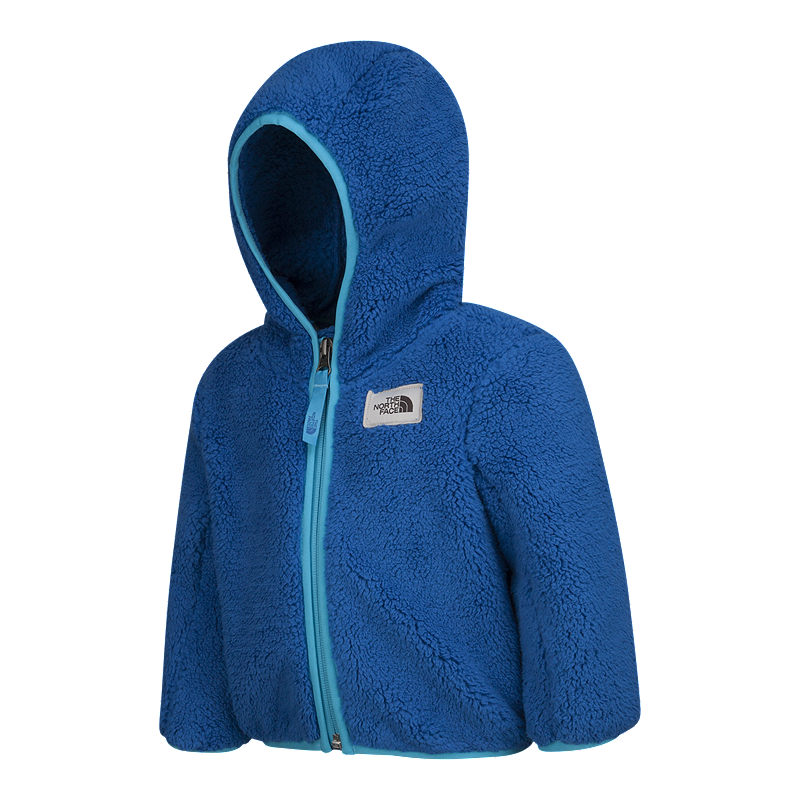 88dbe6266 The North Face Baby Campshire Full Zip Fleece Hooded Top