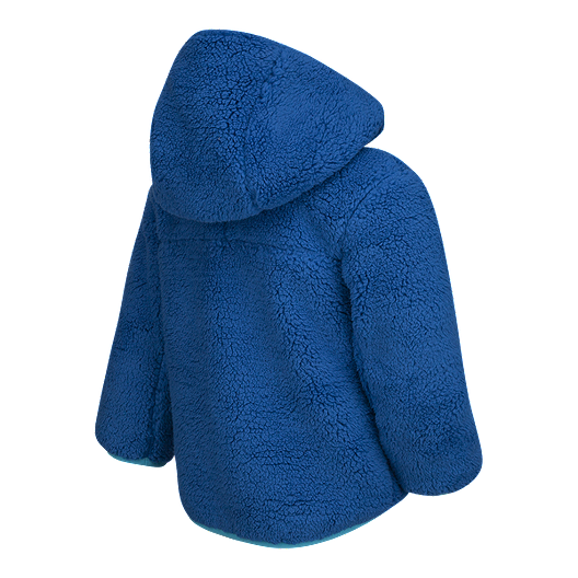 8d560a545e1f The North Face Baby Campshire Full Zip Fleece Hooded Top