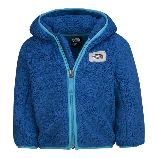 e6f866763db1 The North Face Baby Campshire Full Zip Fleece Hooded Top. (0). View  Description